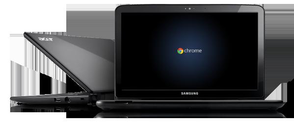 prenota online i nuovi Chromebook