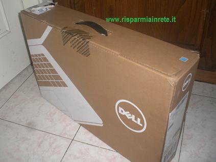computer Dell consegnato