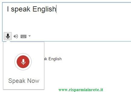 google verifica la tua pronuncia