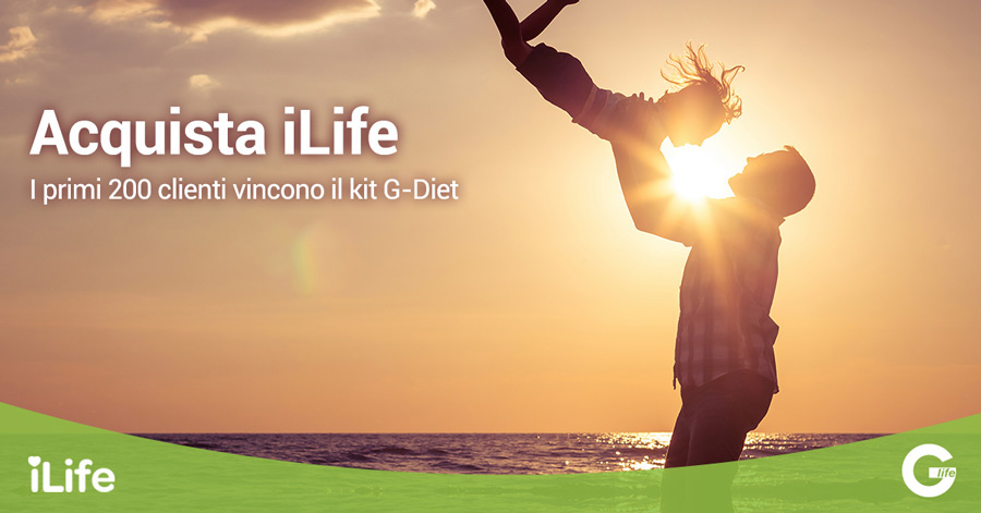 iLife e G-diet