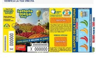 controlla i numeri vincenti della lotteria