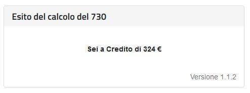 CREDITO 730