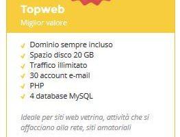 ordina topweb