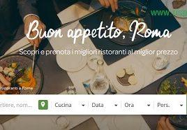 thefork cerca e prenota ristorante