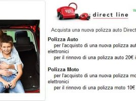 directline e paypal