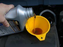tagliando auto cambio olio