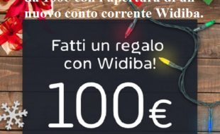 widiba regala buoni amazon