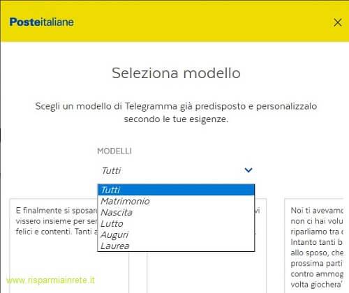Telegramma Auguri Matrimonio : Telegramma online come fare risparmia in rete