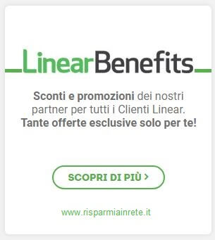 scopri linearbenefits