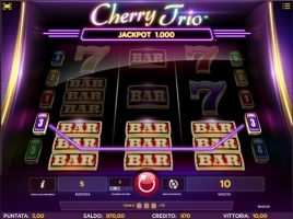 Cherry Trio slot machine