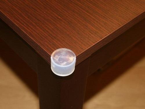 paraspigoli per tavolo