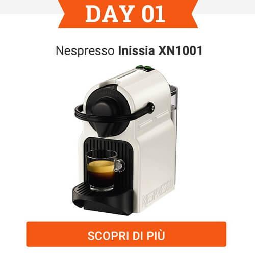 monclick offerta nespresso inissia