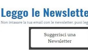 Leggo Newsletter