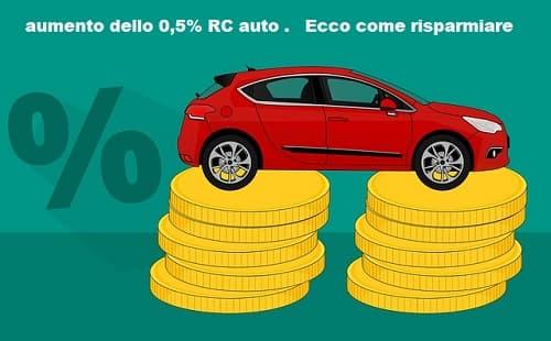 Costo RC auto