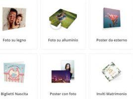 prodotti da stampare online
