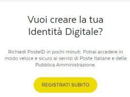 SPID con poste italiane